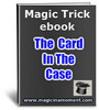 Card In Case - Brandable Magic Trick e-book