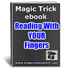 Magic Trick - Reading With Your Fingers