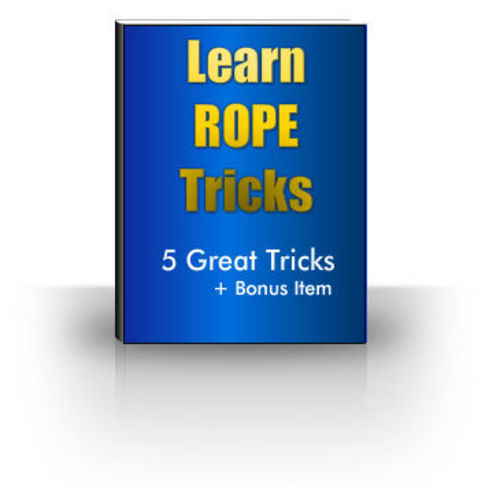 Product picture Magic Tricks With Rope - Resell Rights Granted