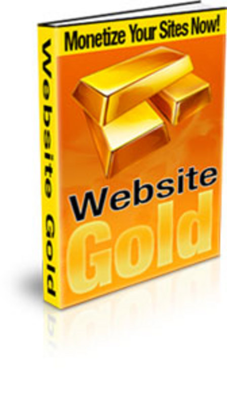 Product picture Website Gold