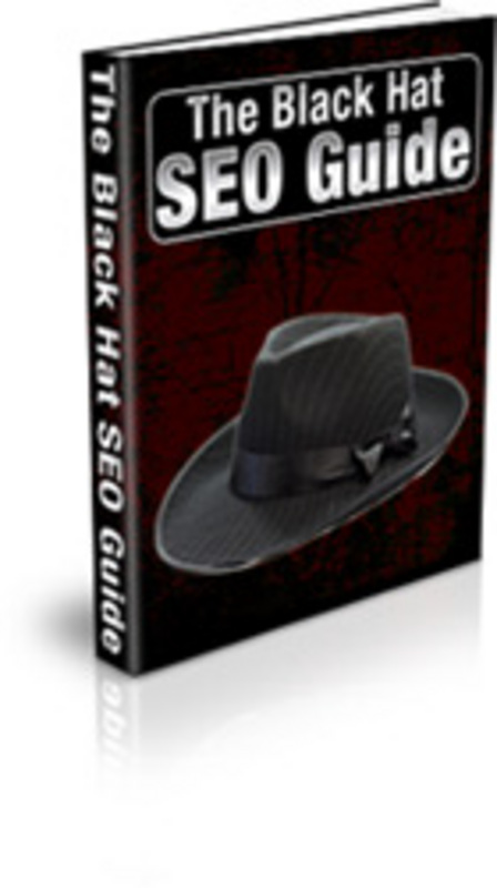 Product picture The Black Hat SEO Guide