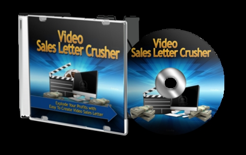 Product picture Video Sales Letter Crusher